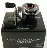シマノ SHIMANO CH150HG Chronarch CI4+ クロナーク ベイトリール
