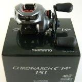 シマノ SHIMANO CH151CI4 Chronarch CI4+ クロナーク ベイトリール