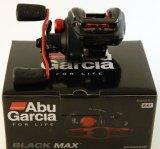 ABU Garcia アブ ガルシア Black MAX3